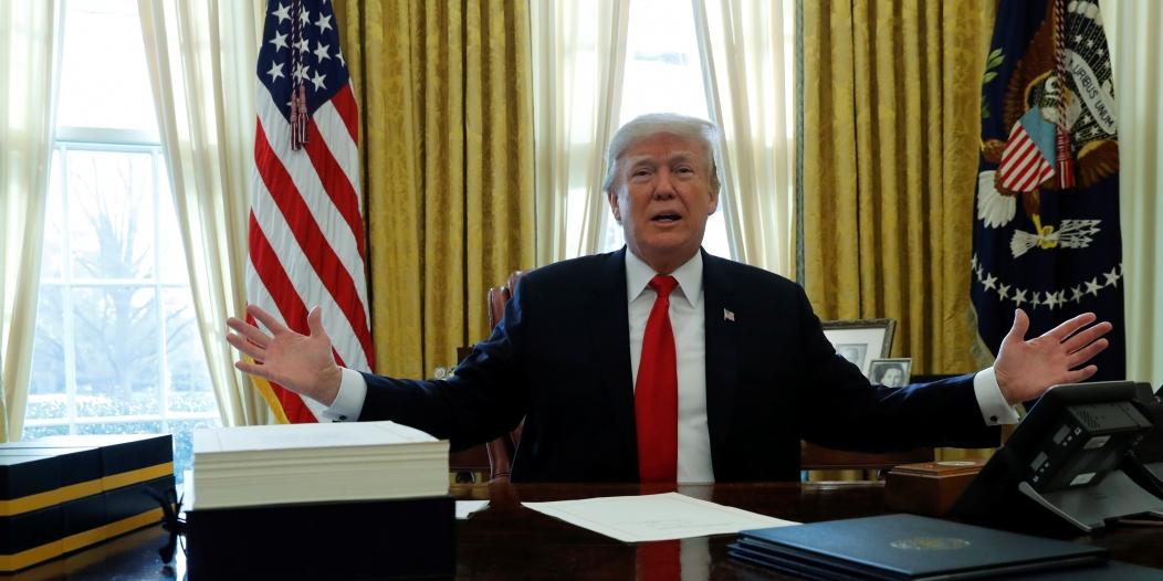 ترامب يحذر إيران من تخصيب اليورانيوم: التداعيات ستكون خطيرة