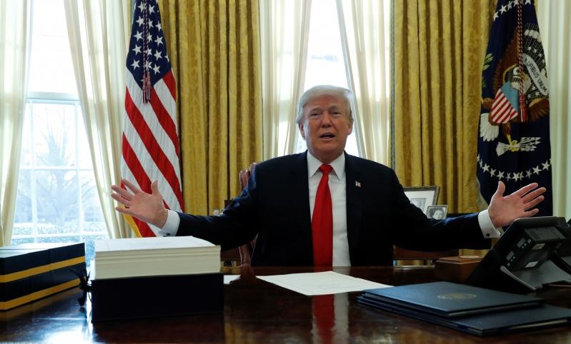 بعد أن وصفه بالأحمق.. ترامب يقرر تعليق دعوة أردوغان لزيارة واشنطن