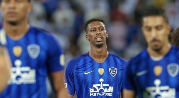 رقم مميز لـ محمد كنو في مباراة #الهلال و #الاتحاد
