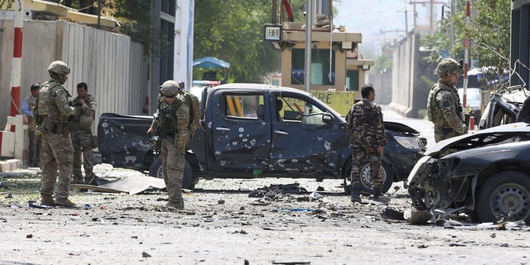 ارتفاع حصيلة تفجير مدرسة غرب كابل لـ55 قتيلًا وأكثر من 150