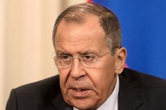 سيرجي لافروف