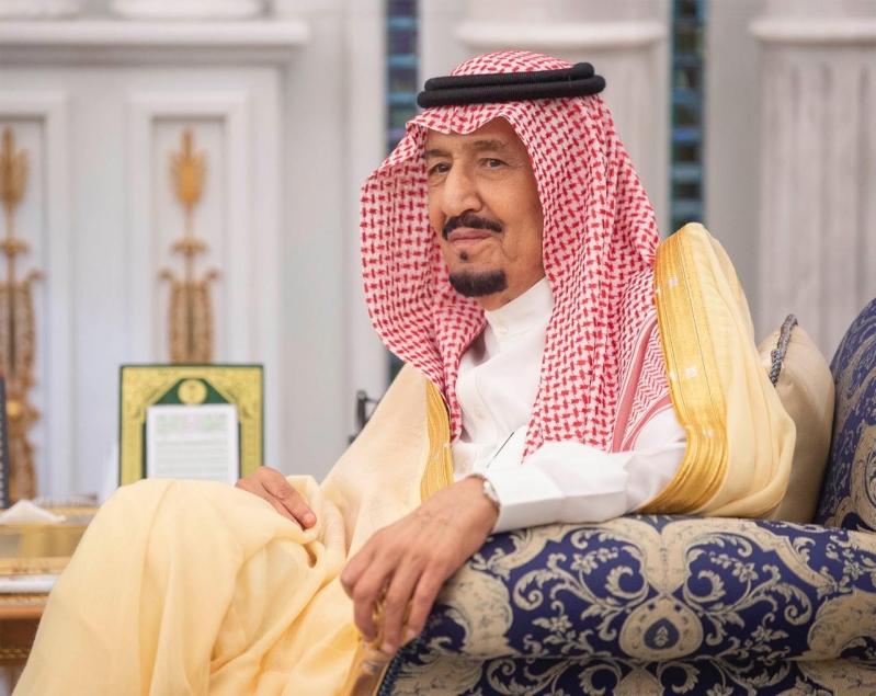 الملك سلمان للرئيس الصيني: سنتخذ الإجراءات المناسبة لحفظ أمن واستقرار المملكة