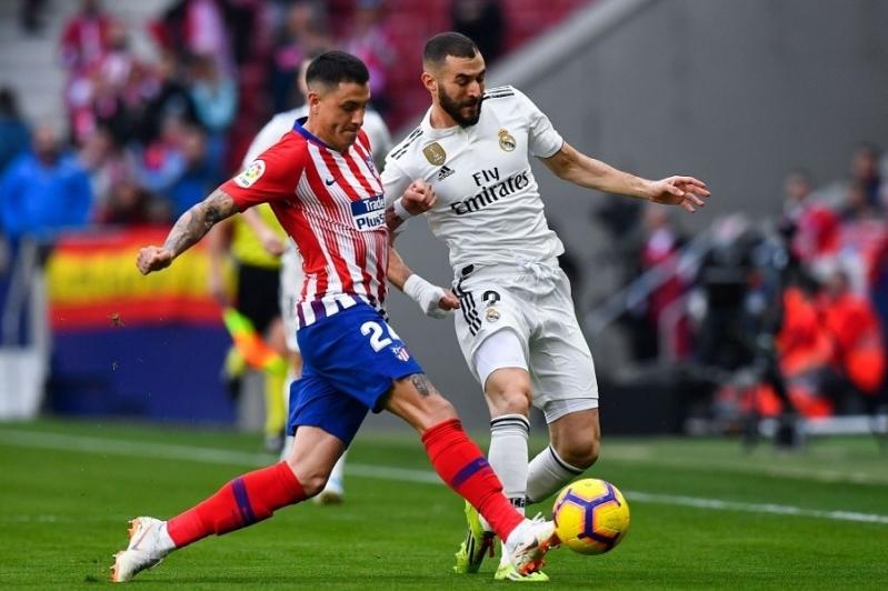 موعد مباراة الريال وأتلتيكو مدريد