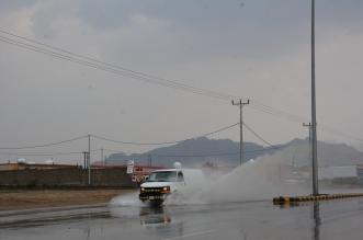 غطاء سحابي وأمطار اليوم - المواطن
