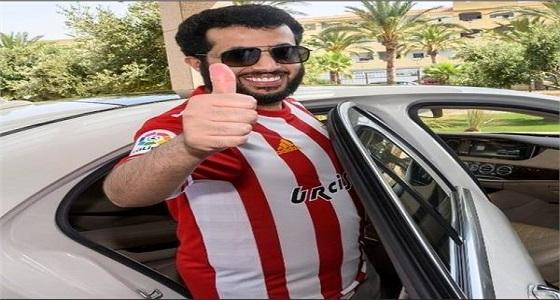 تركي آل الشيخ لمن يتوقع نتيجة ألميريا وجيرونا: هالمرة سيارتنا غير