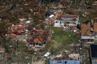 ارتفاع قتلى إعصار دوريان إلى 30 في جزر الباهاما - المواطن