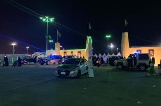 """الهلال الأحمر يتجاوب مع """"المواطن"""" ويلبي مطالب زوار مهرجان حفر الباطن - المواطن"""