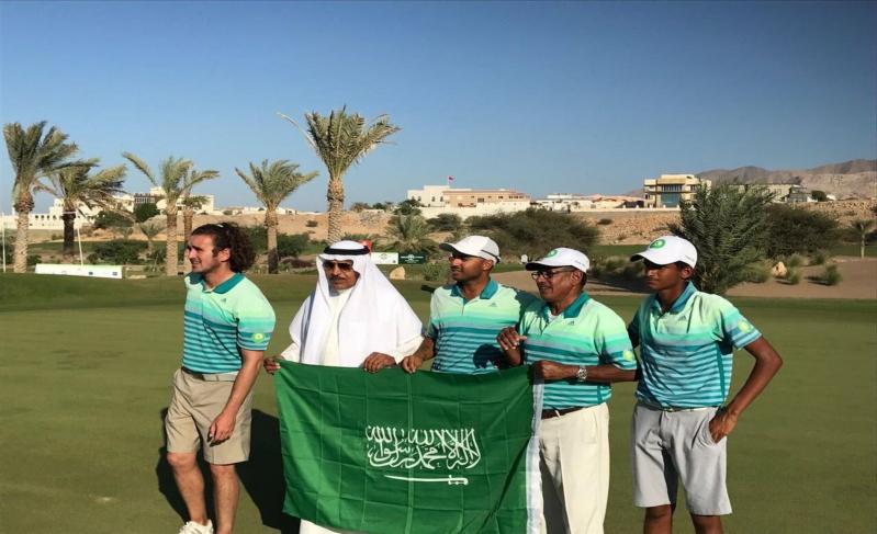 أخضر الجولف يُشارك بفريق فتيات للمرة الأولى بالبطولة العربية