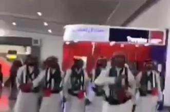 فيديو.. مطارات أبوظبي تحتفي باليوم الوطني للمملكة - المواطن
