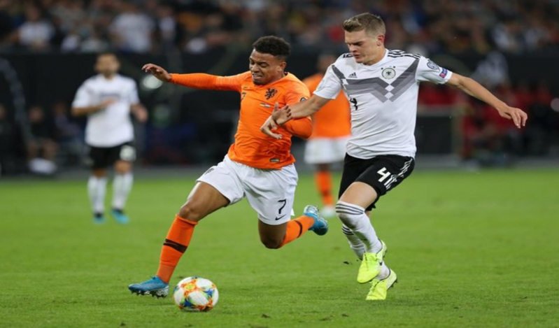 هولندا وألمانيا