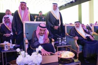 الملك سلمان يفتتح مطار الملك عبدالعزيز الدولي الجديد - المواطن