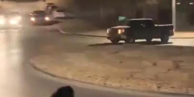 صور.. مفحط الفجر في قبضة مرور الرياض   صحيفة المواطن الإلكترونية