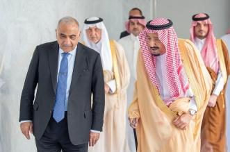 رئيس الوزراء العراقي: لقاءاتي في المملكة كانت عميقة وصريحة - المواطن