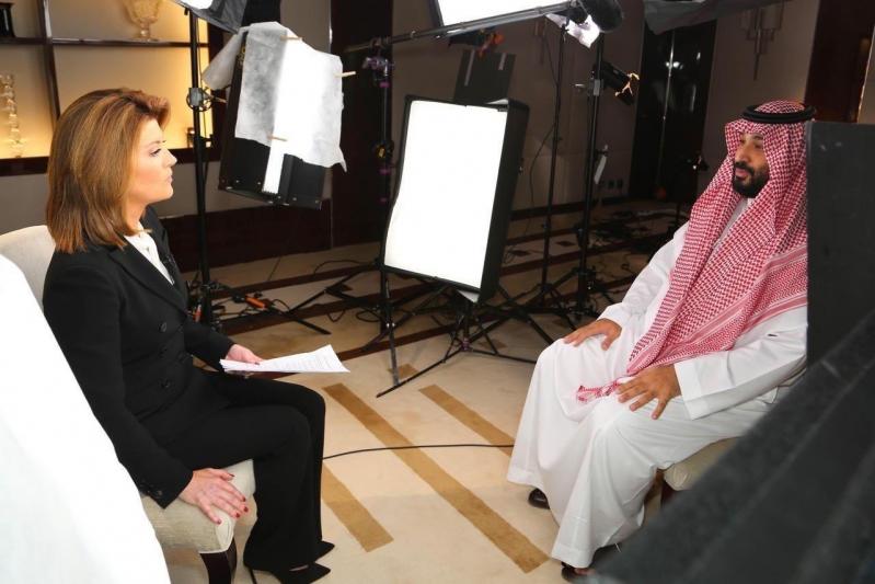 حوار مرتقب لـ محمد بن سلمان مع CBS الأميركية