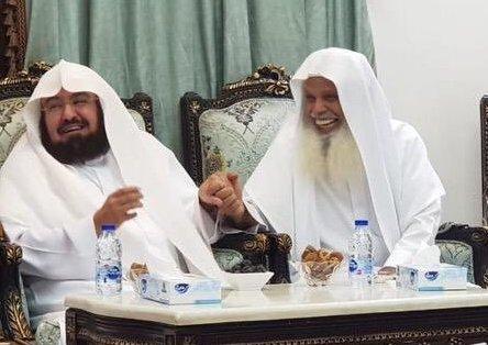 فيديو وصور.. السديس يزور الشيخ علي الحذيفي في منزله   صحيفة المواطن الإلكترونية