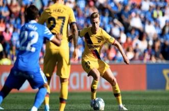 خيتافي ضد برشلونة