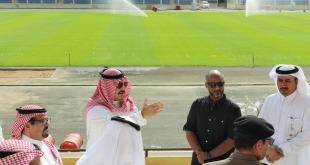 أمير عسير من مدينة الأمير سلطان الرياضية: التزموا بدقة المواعيد