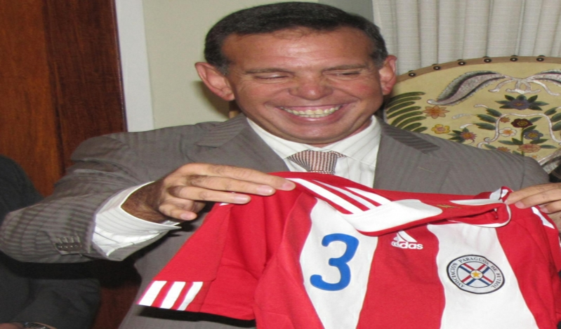 الفيفا يُوقف رئيس اتحاد القدم الباراغوياني السابق مدى الحياة