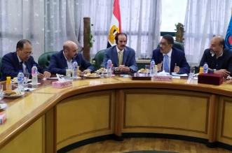 خالد المالك يوقع برتوكول تعاون مع نقابة الصحفيين المصريين لتبادل الخبرات - المواطن