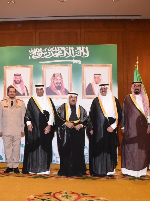 ناصر المحمد الصباح: اليوم الوطني للمملكة عيد وطني للكويت والكويتيين