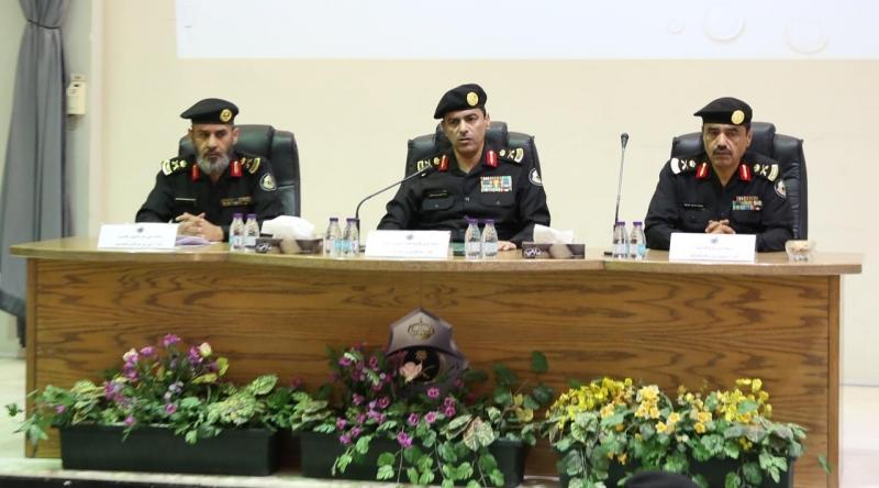 الفريق الحربي: دوريات الأمن الخط الأول بالميدان والمرحلة تتطلب سرعة التجاوب - المواطن