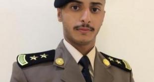 الشهري يحتفل بتخرجه من كلية الملك فهد الأمنية