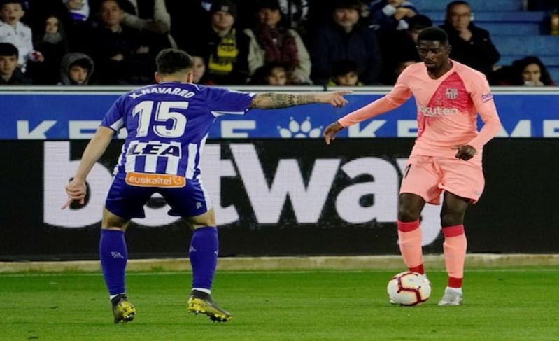 مانشستر يونايتد يُجدد اهتمامه بضم نجم برشلونة
