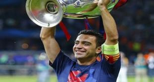 تشافي يُلمح برغبته في تدريب برشلونة