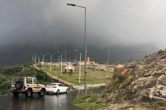 أمطار رعدية على عسير وجازان ورياح وأتربة بنجران - المواطن