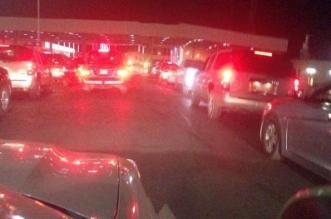 اصطدام 3 مركبات على طريق الطائف الرياض - المواطن