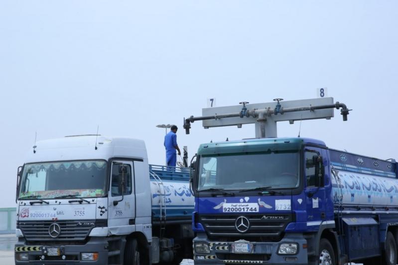 المياه الوطنية تطمئن أهالي جدة وتعيد أشياب الرحيلي للخدمة