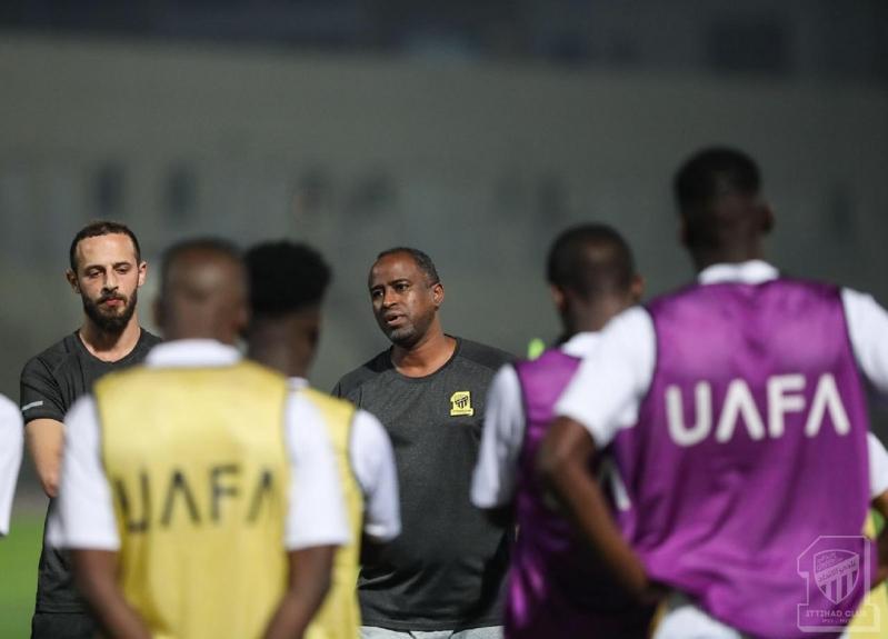 #الاتحاد يستعد لمباراته ضد الوصل الإماراتي