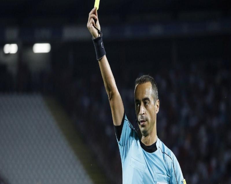 حكام مباريات اليوم في دوري محمد بن سلمان للمحترفين