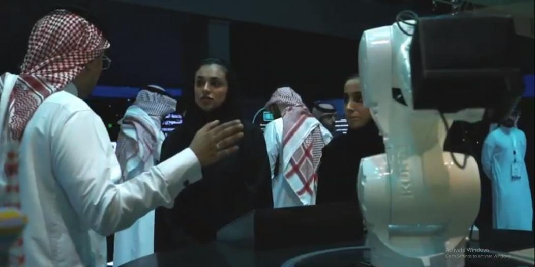 فيديو.. 7 محاور تجذب أكثر من 27 ألف زائر لجناح الداخلية في جيتكس