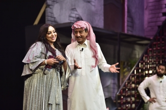 ناصر القصبي مسرحية الذيب في القليب