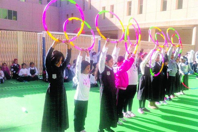 التعليم تعتمد 6 نماذج للصالات الرياضية للبنات في المدارس