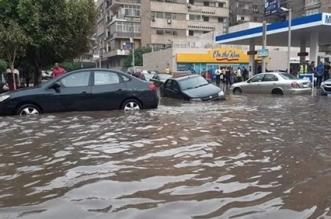 القاهرة تغرق
