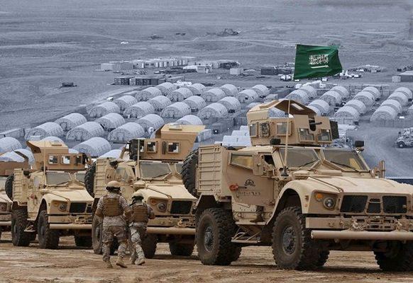 فيديو.. القوات السعودية تعيد تموضعها في عدن لتحقيق هذه الأهداف