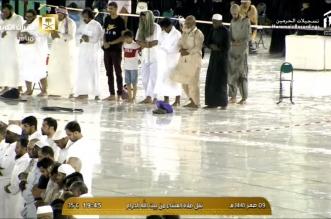 فيديو.. قراءة مؤثرة لماهر المعيقلي في الحرم تحت زخات المطر - المواطن