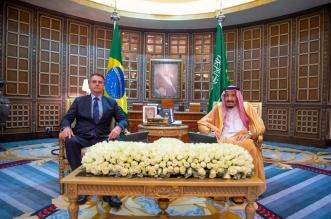 بولسونارو:المملكة والبرازيل يتشاركان الرؤية والطموحات لتحقيق الرفاهية والازدهار لشعبيهما - المواطن
