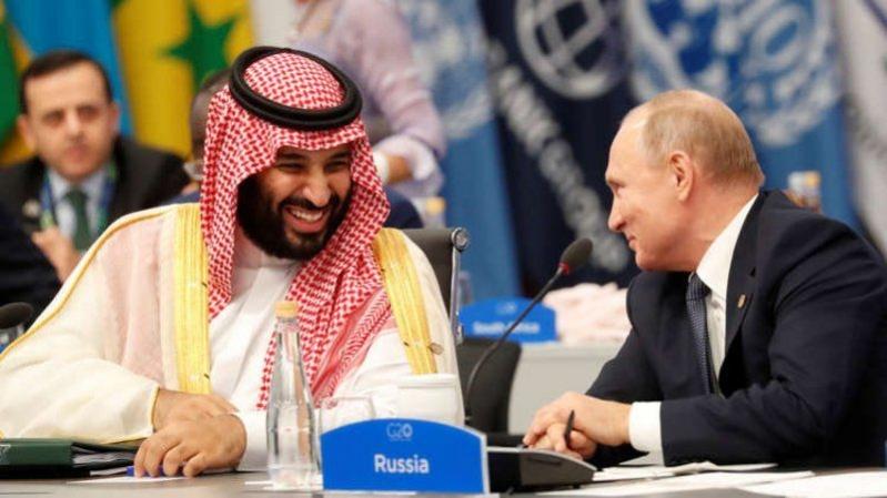 كيف يرى بوتين علاقته بـ محمد بن سلمان؟