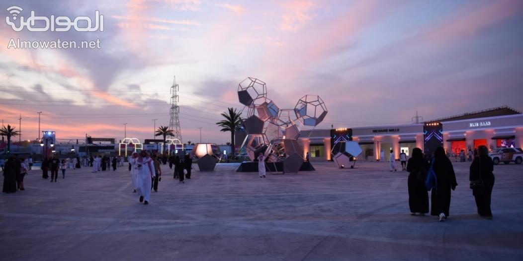 4 معلومات عن منطقة الملز والحديقة الساحرة بـ موسم الرياض