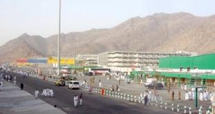 إصابات بعد تصادم مركبتين على جسر الملك فيصل