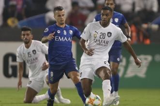 جيوفينكو يخطف الأنظار في دوري أبطال آسيا 2019 - المواطن