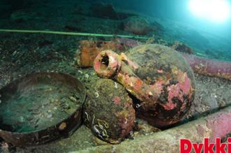 بعد 40 عاماً من البحث.. العثور على حطام سفينة تاريخية - المواطن