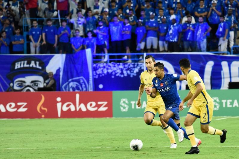 المسعد يُعلق على طلب النصر باختبار المنشطات قبل الديربي