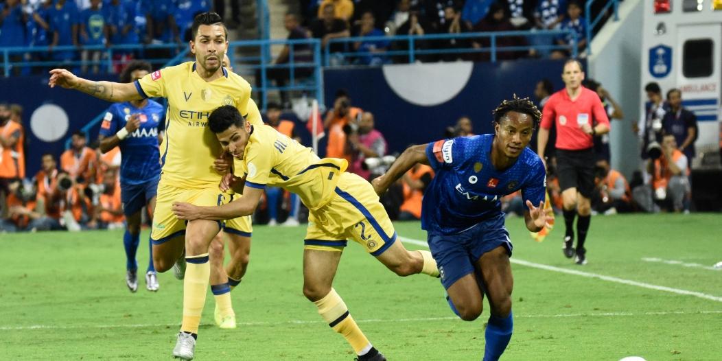 لاعبو النصر والهلال لا يهدرون ركلات الجزاء في الديربي