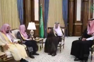 فيصل بن سلمان لأئمة المسجد النبوي المعينين حديثًا: الاعتناء بالخطب تُصلح الأمة - المواطن