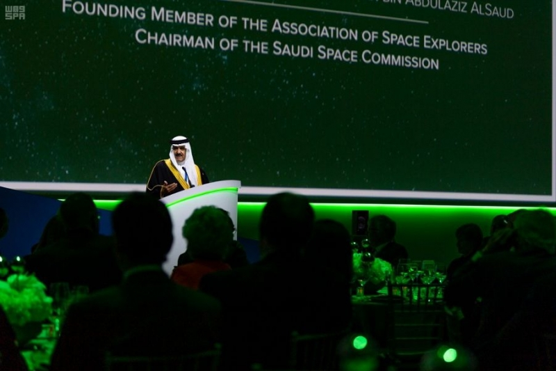 سلطان بن سلمان: نعول على مجال الفضاء لإحداث نقلات كبرى - المواطن