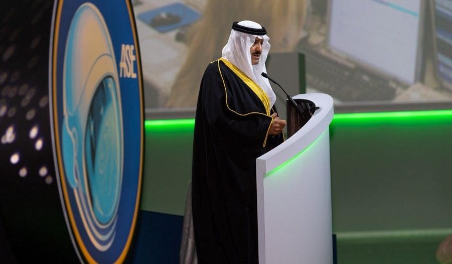 سلطان بن سلمان: نعول على مجال الفضاء لإحداث نقلات كبرى